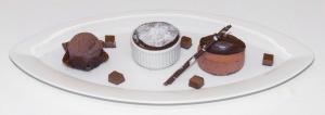 Valrhona chocolate Assiette-1