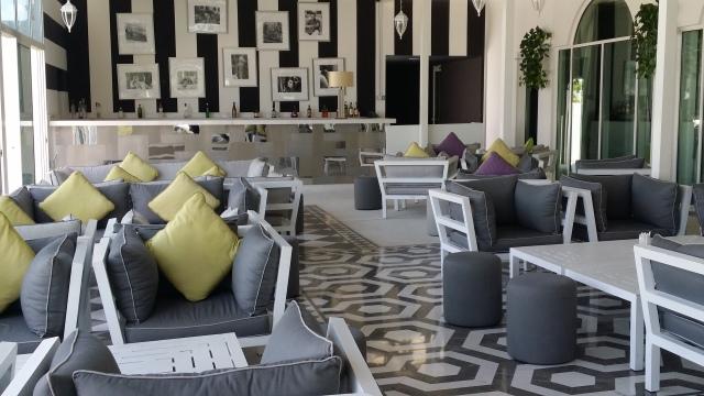 Meydan Beach Dubai, Restaurant
