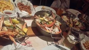 Crab buckets